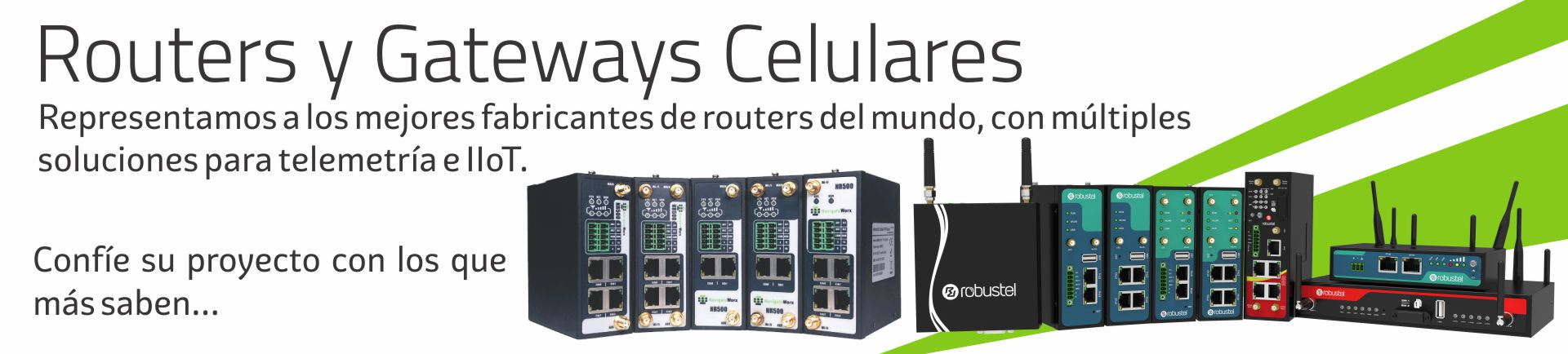 Routers y gateways